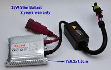 Hid Xenon conversión digital lastre AC Tamaño Mini Slim Line para después mercado Kit