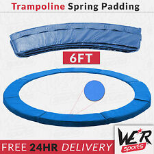 6ft Replacement Trampoline Safety Spring Cover Padding Pads PVC Mat Top Quality