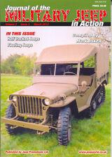 I militari JEEP IN AZIONE libro WILLYS MB Ford GPW WW2 Jeeps VOLUME 2 questione NO3