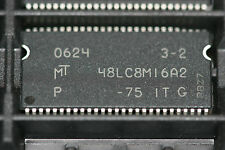MT48LC8M16A2P-75 SDRAM 128Mb SMD 48LC8M16
