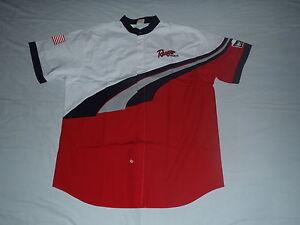 Ranger Boat Tournament Shirt Black, Red, & White - Sizes L & XL