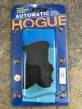 Hogue Ruger P94 Rubber Grip with Finger Grooves 94000 Black