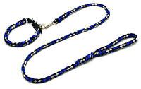 Hundeleine + Hundehalsband New York Führleine 1-3m mit Hs und Hundehalsband S-XL