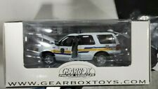 Gearbox Ford Crown Victoria Interceptor Puerto Rico Police Diecast