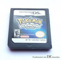 Pokémon: Diamant Diamond Pokemon Spiel für Nintendo DS,DS Lite,DSi,DSi XL,3DS