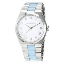 Michael Kors MK6150 Ladies Channing Two Tone Steel Bracelet Watch