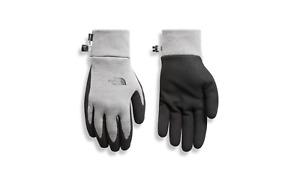 The North Face Men's Etip Grip Gloves Size: Small-in Medium Grey Heather