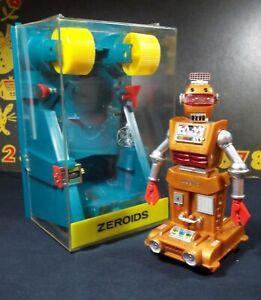 Vintage Zeroids robot - Ideal toys 1968 - Zobor