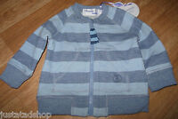 Bonnie Baby boy warm cotton cardigan jumper 3-6 m BNWT designer blue