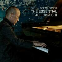 Joe Hisaishi Dream Songs The Essential 2 CD NEW