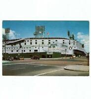 Vintage 1950's Postcard Briggs Stadium Home to Detroit Tigers & Lions Michigan