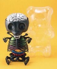 Mighty Jaxx Gummi Bear Anatomy Jason Freeny Black Skeleton Funny sdcc nycc exclu