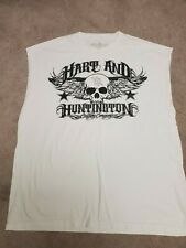 Hart and Huntington tattoo shop shirt XXL Sleeveless