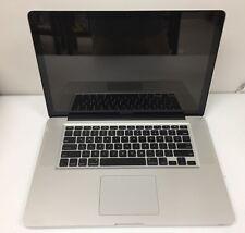 "Apple Macbook Pro 15.4"" MID 2010 Intel Core i5 2.53GHz NO HDD/ NO OS/ NO RAM"