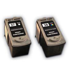 2x Tintenpatronen für CANON PG 37 XL + CL38 XL PIXMA MP140 MP190 MP210  bei Nano