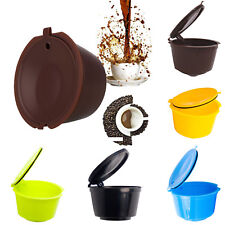 Refillable Reusable Coffee Capsule Pods Cup for Nescafe Dolce Gusto Machine HIGH