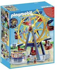 PLAYMOBIL 5552 Ferris Big Wheel with Colourful Lights Christmas Toy New & Sealed