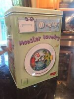Monster Laundry Board Game - HABA Free Shipping!