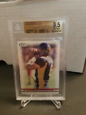 2005 Sage Hit #8 Aaron Rodgers Rookie Card Graded BGS 9..5-9-9.5-9.5