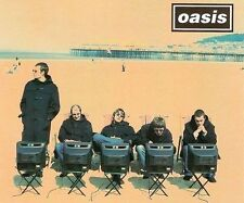 OASIS Roll With It CD Single Creation CRESCD 212 1995