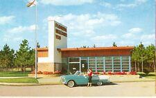 FLORIDA, WELCOME CENTER PM 1957 IN BRADENTON (FL-B)
