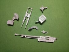 russian Machine Gun DShK T-55 T-72 IS-2 Js-2 scale 1:16 resin kit 120 mm