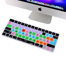 XSKN Logic Pro X Shortcut Keyboard Cover for Apple Magic Keyboard US/EU Layout