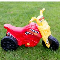 Trike Tots Toddler Ride-on Bike in Red