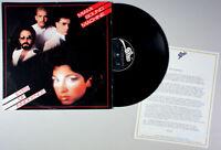 Miami Sound Machine - Eyes of Innocence (1984) Vinyl LP • PROMO • Gloria Estefan