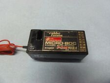 Robbe Futaba Empfänger Micro 8DC // PCM 1024  // 35 Mhz