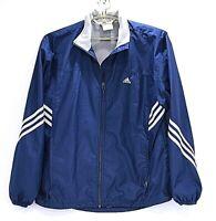 Adidas Men's Full Zip-Up Windbreaker Jacket Size M
