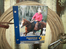 """Parelli Savvy Club # 70 """" Freestyle Weave Pattern,Get horses calm @ thinking"""""""