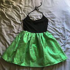 Motel Verde Tutu Skater Prom Dress Cinturino Caviglia L Asos dollskill Dolls UCCIDERE