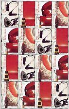HONG KONG SCOTT#964a ART COLLECTIONS SHEET CONTAINS 4 SETS   MINT NH