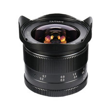 7artisans 12mm F2.8 Manual Focus Lens for Canon EOS M APS-C Cameras