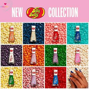 Sally Hansen ❤️ Nail Polish JELLY BELLY Insta-Dri - Choose Your Shade