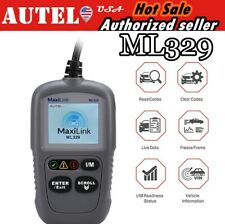 AUTEL Car Code Scanner Automotive OBD2 EOBD Diagnostic Tool Fault Code Reader