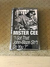 DJ Mister Cee Tape Kingz I GOT THAT JOHN BLAZE S##T! Mixtape 90s Cassette NYC