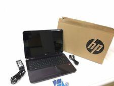 HP 15 TouchSmart Notebook PC (15-g126ds) AMD A8-6410 APU 8GB RAM 1TB HD Laptop
