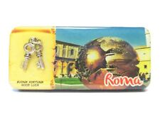 Rom Vatican Weltkugel Foto Magnet 9 cm Epoxid Souvenir Italien