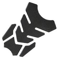 Ryde 4 Piezas Moto Gasolina/Fuel Tank Pad Motocicleta Carbono Protector arañazos