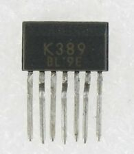 TOSHIBA 2SK389BL ZIP-7 TRANSISTOR | JFET | N-CHANNEL |
