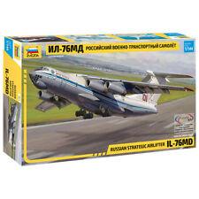 ZVEZDA 7011 llyushin IL-76 MD Heavy Transport Plane 1:144 Aircraft Model Kit