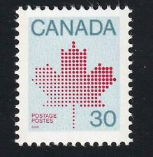 Canada MNH 1982 Maple Leaf 30¢ definitive, sc#923