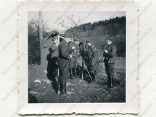 Foto, RGG, LKW, Einsatz in Bettingen Nachlass Fritz Franzmann, d 1269