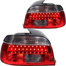 LED Rückleuchten Set Satz 5er für BMW E39 Limousine rot smoke schwarz Bj. 95-00