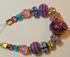 New 7 inch strand of Lilah Ann Beads Handbeaded Beads, A-A306