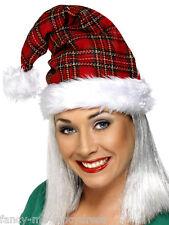 Complementos de color principal rojo para disfraces y ropa de época, Navidad