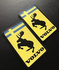 Rectangular Volvo Moose Sticker