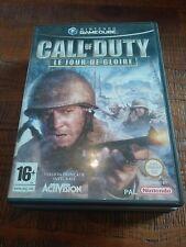 Jeu vidéo Call Of Duty Le Jour De Gloire  - Nintendo Gamecube fra